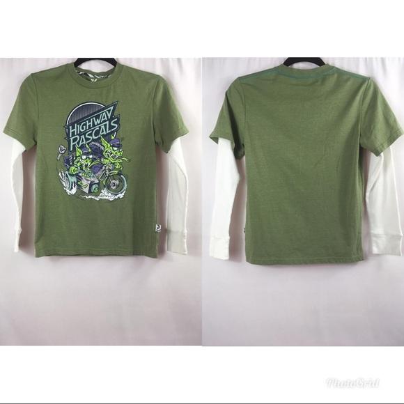 Shaun White Other - Shaun white boys long sleeve T-shirt
